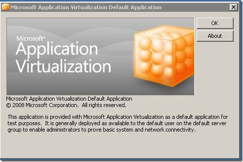 clip image00230 thumb Installation of Microsoft Application Virtualization(4.6) Desktop Client