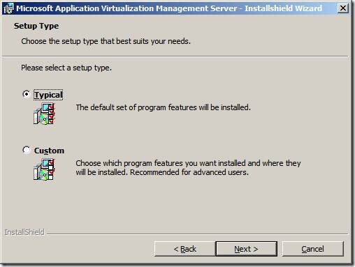 clip image008 thumb Installation of App V 4.6 Management Server in Windows Server 2008