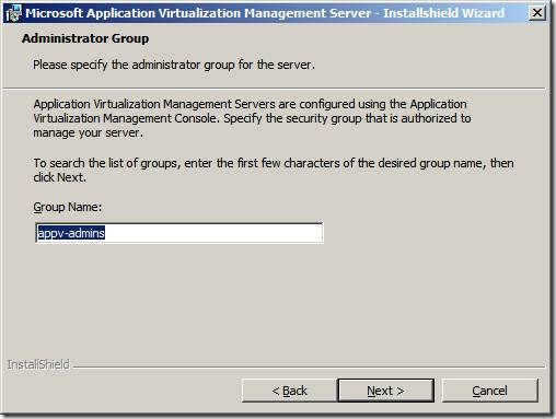 clip image020 thumb Installation of App V 4.6 Management Server in Windows Server 2008