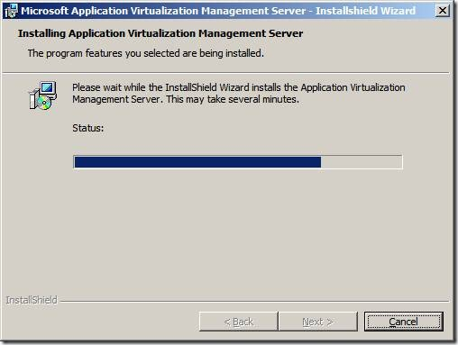 clip image028 thumb Installation of App V 4.6 Management Server in Windows Server 2008