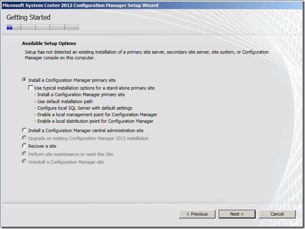 clip image006 thumb1 Installation of ConfigMgr(SCCM) 2012 RC2