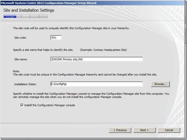 clip image020 thumb1 Installation of ConfigMgr(SCCM) 2012 RC2