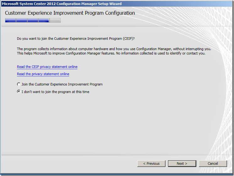 image thumb14 Installation of ConfigMgr(SCCM) 2012 RC2