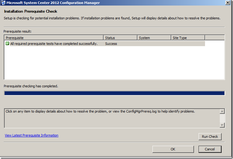 image thumb17 Installation of ConfigMgr(SCCM) 2012 RC2