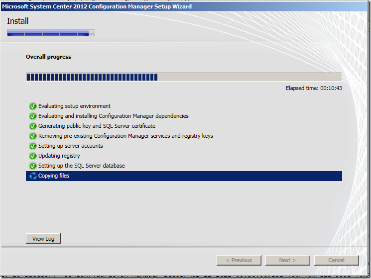 image thumb23 Installation of ConfigMgr(SCCM) 2012 RC2