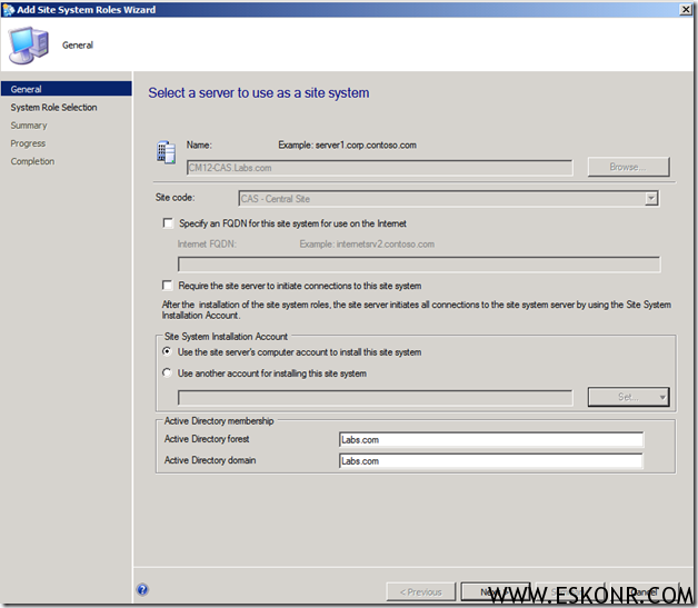 image thumb6 Installation of Software Update Role in SCCM 2012