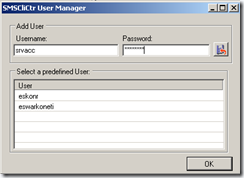 image thumb10 Run as sccm client center tool (Switch Authentication)