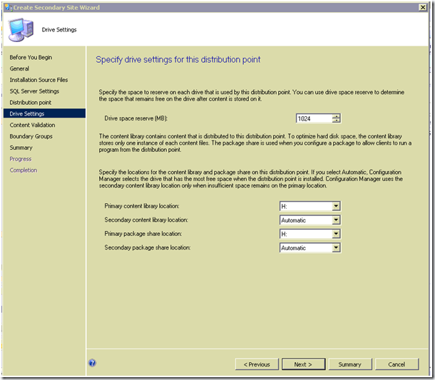 image thumb13 #SCCM / #Configmgr 2012 DP Error Failed to Create Share SCCMContentLib$ Error=2116