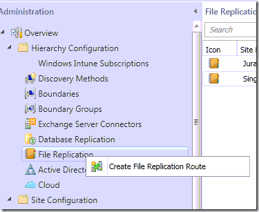 image thumb2 #SCCM / #Configmgr 2012 configure Address Replication and Control the network Load
