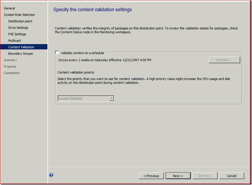 8 thumb #SCCM / #Configmgr 2012 Configure DP Role on Windows 8 workstation