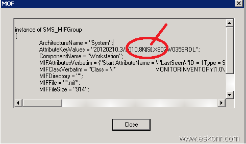 how to get hardware inventory from sccm 2012