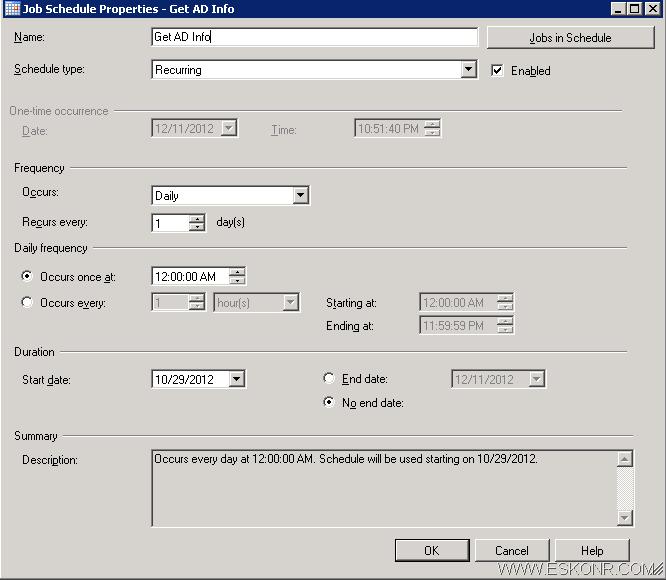 How to get AD computer info into SCCM Configmgr 2007/2012 Database ? - Eswar Koneti
