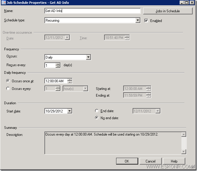 image27 thumb How to get AD computer info into #SCCM / #Configmgr 2007/2012 Database ?