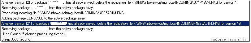 Ups Pkginfo Sms