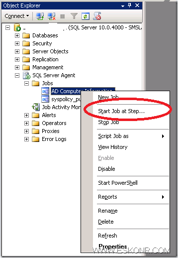 image33 thumb How to get AD computer info into #SCCM / #Configmgr 2007/2012 Database ?