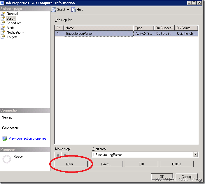 image61 thumb How to get AD computer info into #SCCM / #Configmgr 2007/2012 Database ?