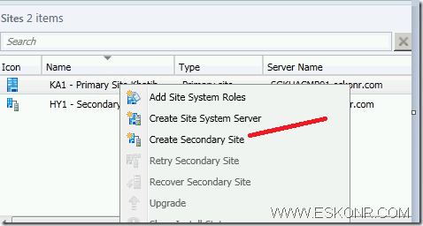 image thumb31 Install SCCM Configmgr 2012 Secondary Site step by step with prerequisites