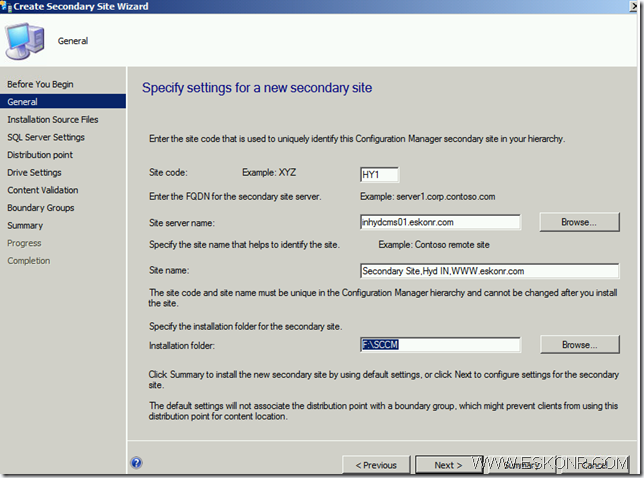 image thumb33 Install SCCM Configmgr 2012 Secondary Site step by step with prerequisites