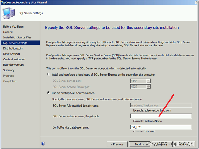 image thumb35 Install SCCM Configmgr 2012 Secondary Site step by step with prerequisites