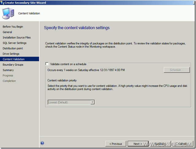 image thumb38 Install SCCM Configmgr 2012 Secondary Site step by step with prerequisites