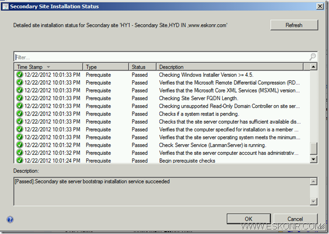image thumb42 Install SCCM Configmgr 2012 Secondary Site step by step with prerequisites