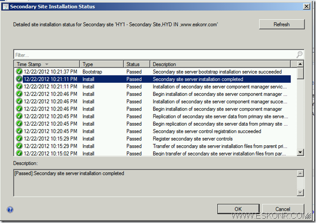 image thumb46 Install SCCM Configmgr 2012 Secondary Site step by step with prerequisites