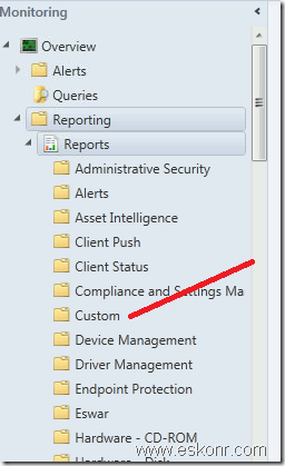 image thumb14 How to Create New Category folder in SCCM Configmgr 2012 reports