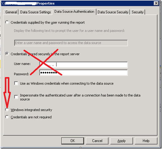 image thumb2 SCCM Configmgr 2007 Reporting services Error 'Cannot create a connection to data source'