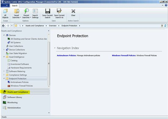 #SCCM / #Configmgr 2012 Antivirus Exclusions End Point Protection