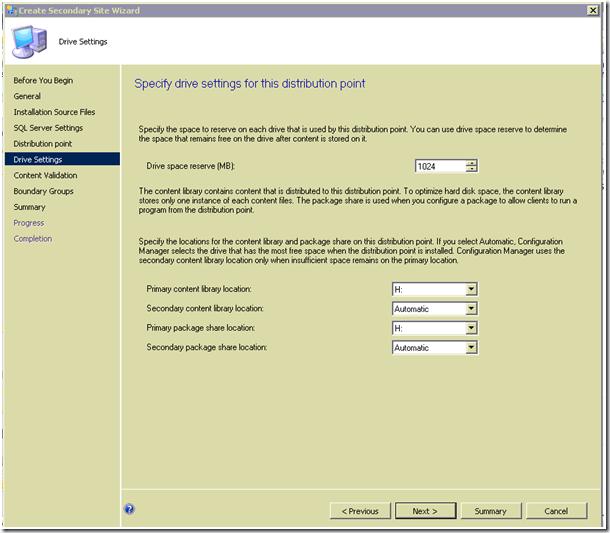 #SCCM / #Configmgr 2012 DP Error Failed to Create Share SCCMContentLib$ Error=2116