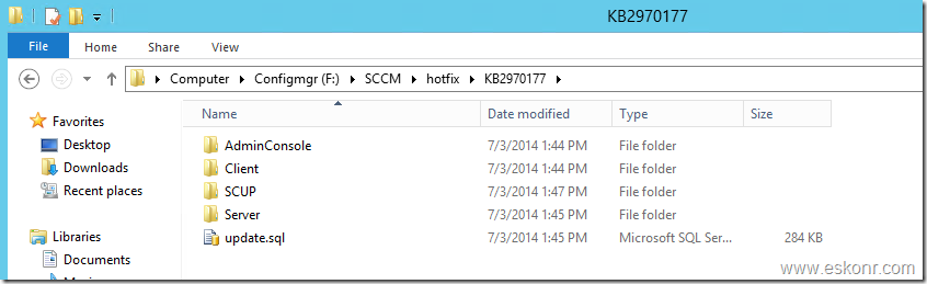 SCCM Configmgr 2012 R2 Collections to Upgrade Clients to CU2 Version