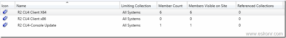 How to Upgrade Clients to SCCM 2012 R2 CU4