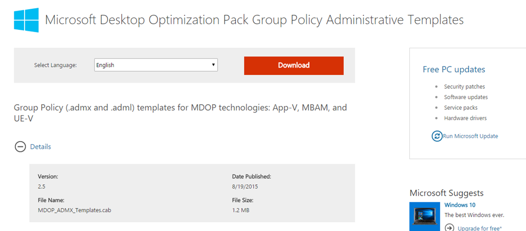 How to Install MBAM 2.5 SP1 and integrate with SCCM Configmgr 2012 R2 SP1 – Part 5