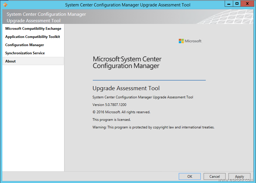 SCCM Configmgr Upgrade Assessment Tool Available