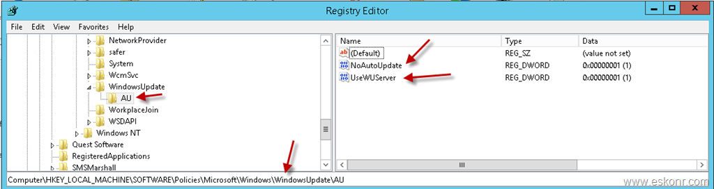 ConfigMgr How to use Compliance Settings to check the