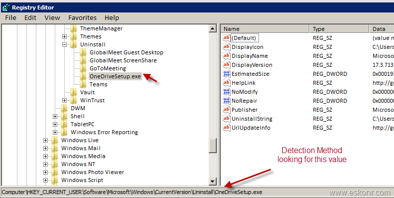 How to deploy Onedrive for Business using Configmgr | Eswar
