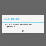 Restrict Azure App Proxy applications accessed via Intune Managed Browser