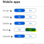 Intune RBAC role permissions to wipe only corporate data from Intune-managed apps