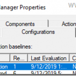 Check Microsoft office activation status using SCCM Compliance Settings