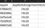 Monitor Azure AD Enterprise applications using powershell script