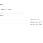 Rollup update for Tenant attach – Run scripts