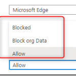 How to hide notification previews for teams and outlook mobile using Microsoft Endpoint Manager