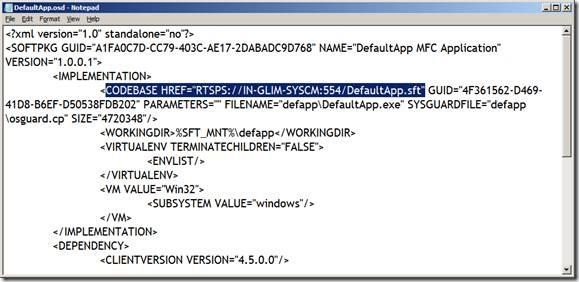 Configuration of App-V 4.6 Management Server in windows Server 2008