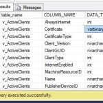 Download SCCM Configmgr 2012 R2 SQL Views
