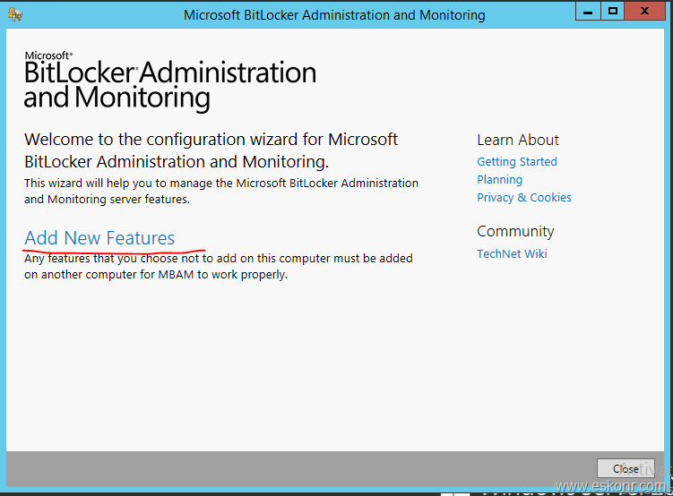 How to Install MBAM 2.5 SP1 and integrate with SCCM Configmgr 2012 R2 SP1 – Part 3