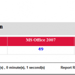 SCCM Configmgr Report for Count of MS Office Versions updated with list of clients