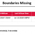 SCCM Report for Missing Boundaries and Troubleshooting