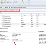 SCCM Collection for active inactive computers using Last Logon timestamp and troubleshooting