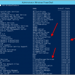 How to use Configmgr Baseline to check server role or feature installed