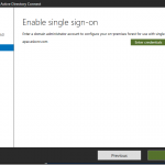 How to configure Hybrid Azure AD Join without ADFS for Office 365 and Co-Management Activities– Part 2